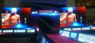 The Mauler Takes Over Manila 2014!